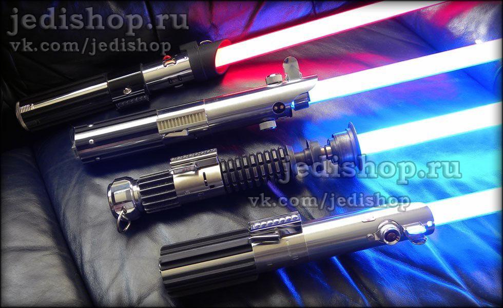 Световые мечи Star Wars / Вся Сибирь